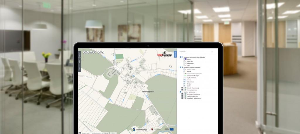 Portal mapowy